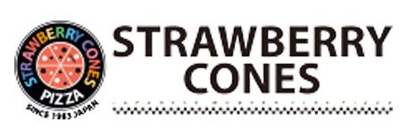 STRAWBERRY CONES